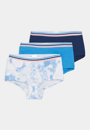 TEENS 3 PACK - Boxerky - blue