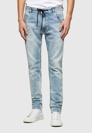Tracksuit bottoms - light blue