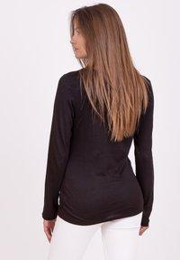 Key Largo - Long sleeved top - black - 2