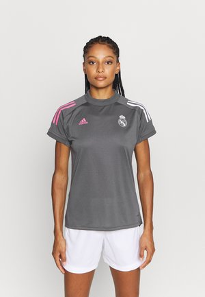 REAL MADRID AEROREADY SPORTS FOOTBALL  - Equipación de clubes - grey