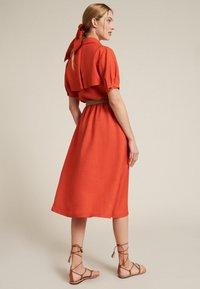 Luisa Spagnoli - PROVA - Shirt dress - arancio - 3
