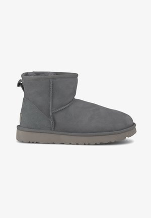 CLASSIC MINI II - Winter boots - hellgrau