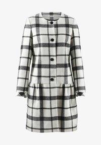 Alba Moda - Classic coat - hellgrau schwarz - 2