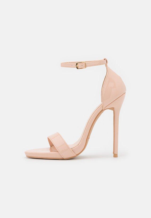 NILA - Sandaler - nude