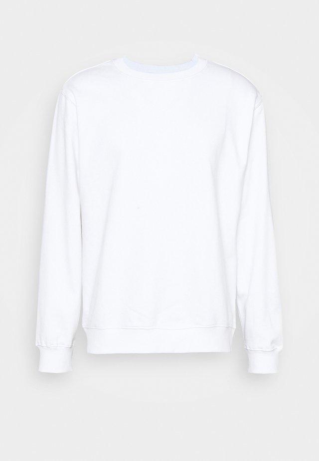 STANDARD - Sweatshirt - white