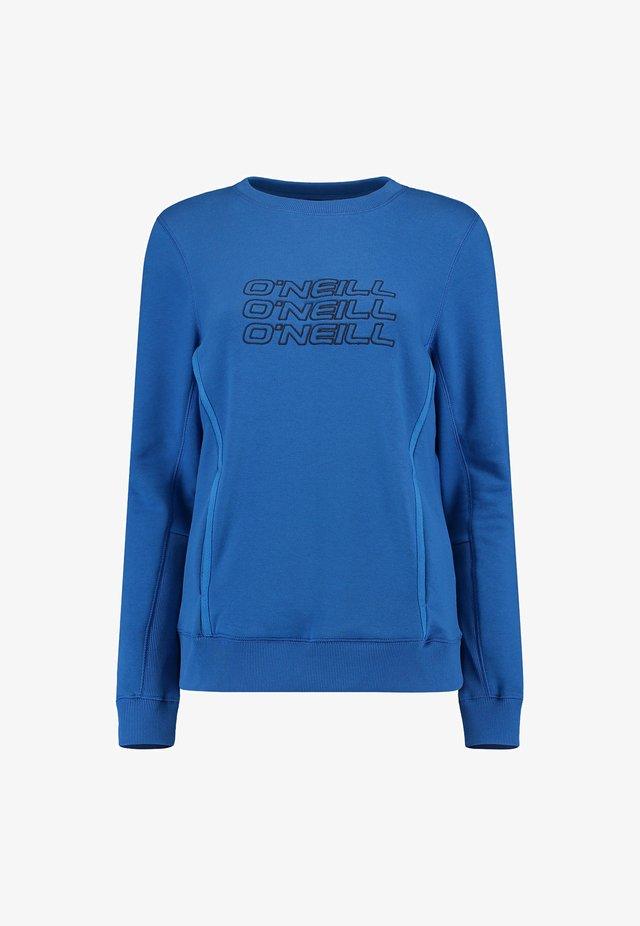Sweater - ocean blue