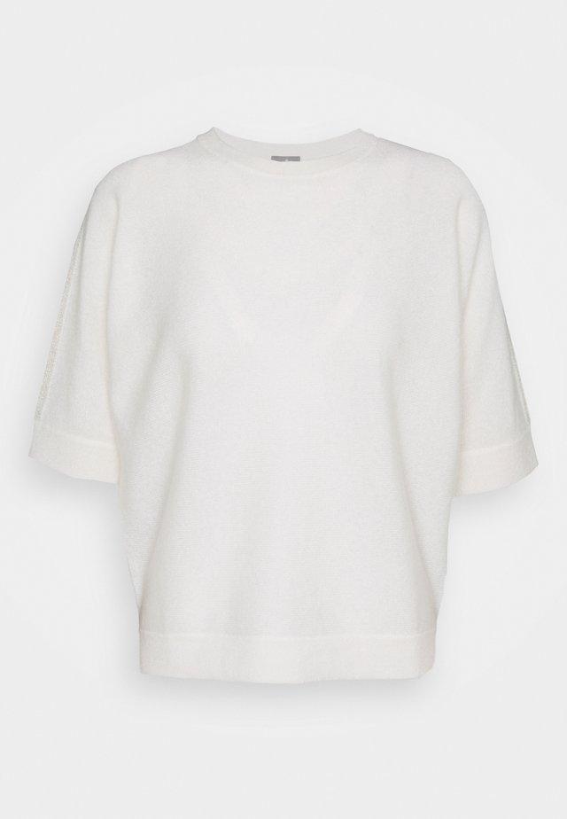Printtipaita - pristine white