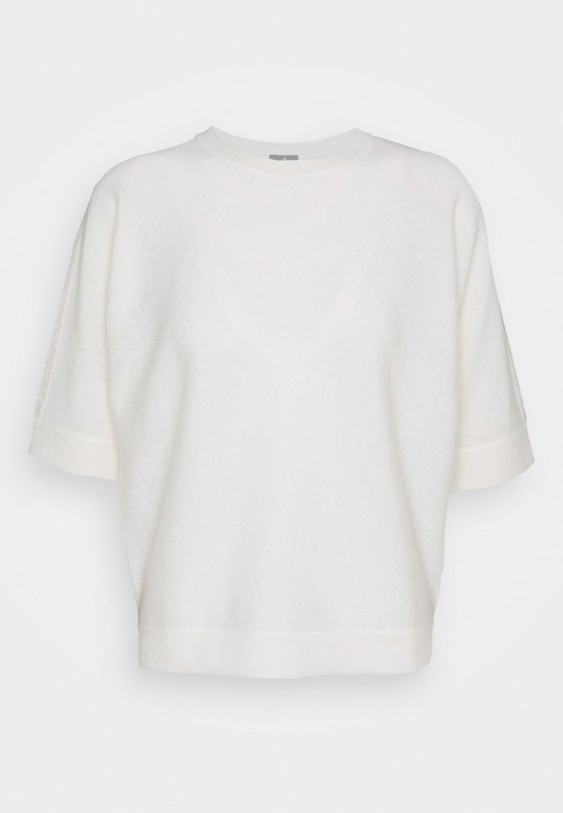 FTC Cashmere - Print T-shirt - pristine white