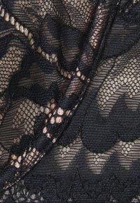 Lindex - SHEER WIRE BRA ELSA - Underwired bra - black - 2