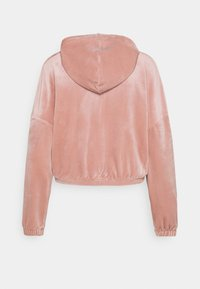 ONLY - ONLLAYA - Zip-up hoodie - adobe rose - 1