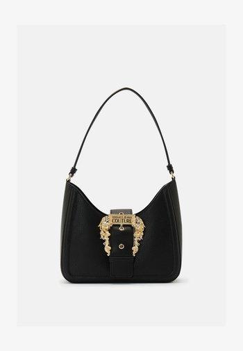 BUCKLE SHOULDER BAG - Handbag - nero
