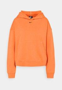 atomic orange/black