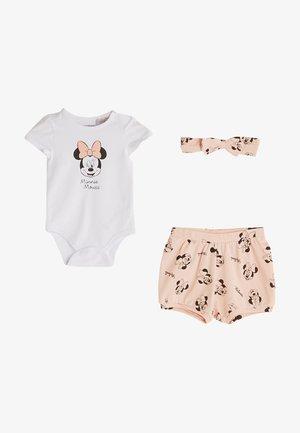 SETS - Shorts - optical white