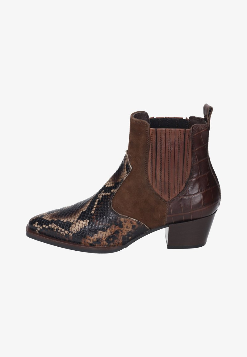 Maripé - Classic ankle boots - brown