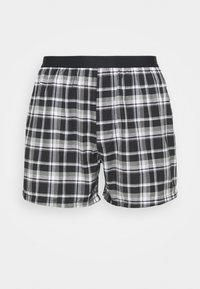 Pier One - 3 PACK - Boxer shorts - black - 6