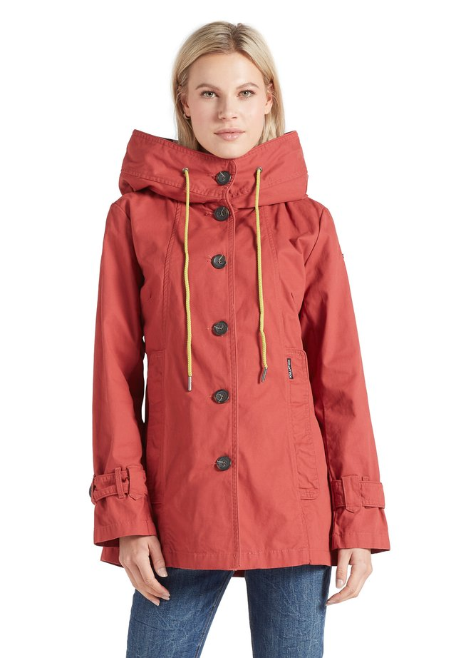 ANAYA - Parka - red
