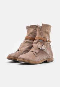 A.S.98 - Cowboy/biker ankle boot - dust - 2