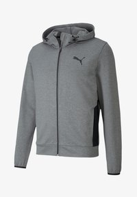 Puma - RTGFZ - Sweatjacke - medium gray heather - 3