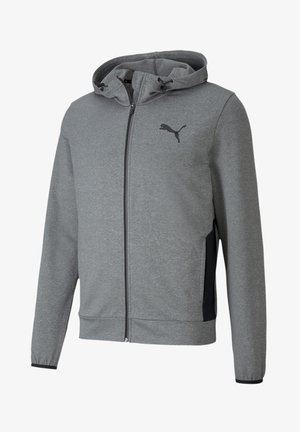 RTGFZ - Sweatjacke - medium gray heather
