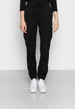 ONLPOPTRASH  - Cargo trousers - black
