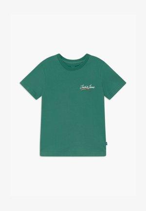 JORFLEXX TEE CREW NECK  - T-shirts print - green