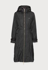 Liu Jo Jeans - IMBOTTITO OVATT LUNG - Winter coat - nero - 4