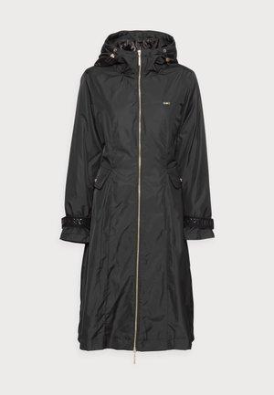 IMBOTTITO OVATT LUNG - Zimní kabát - nero