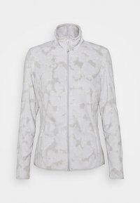 Marks & Spencer London - PRINT - Fleece jacket - light grey - 0