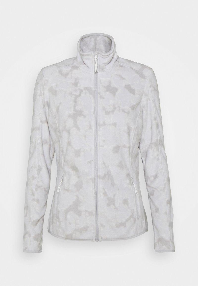 Marks & Spencer London - PRINT - Fleece jacket - light grey