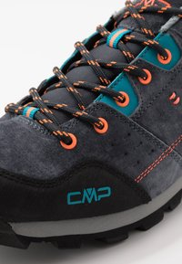CMP - ALCOR LOW TREKKING SHOE WP - Hiking shoes - antracite - 5