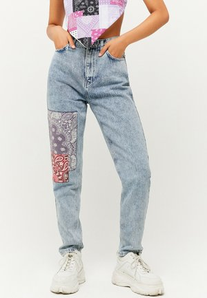 Jeans Tapered Fit - blu034