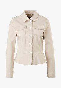 comma - Denim jacket - sand - 3