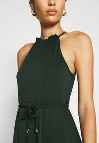Anna Field - BASIC JERSEYKLEID - Jersey dress - scarab - 6