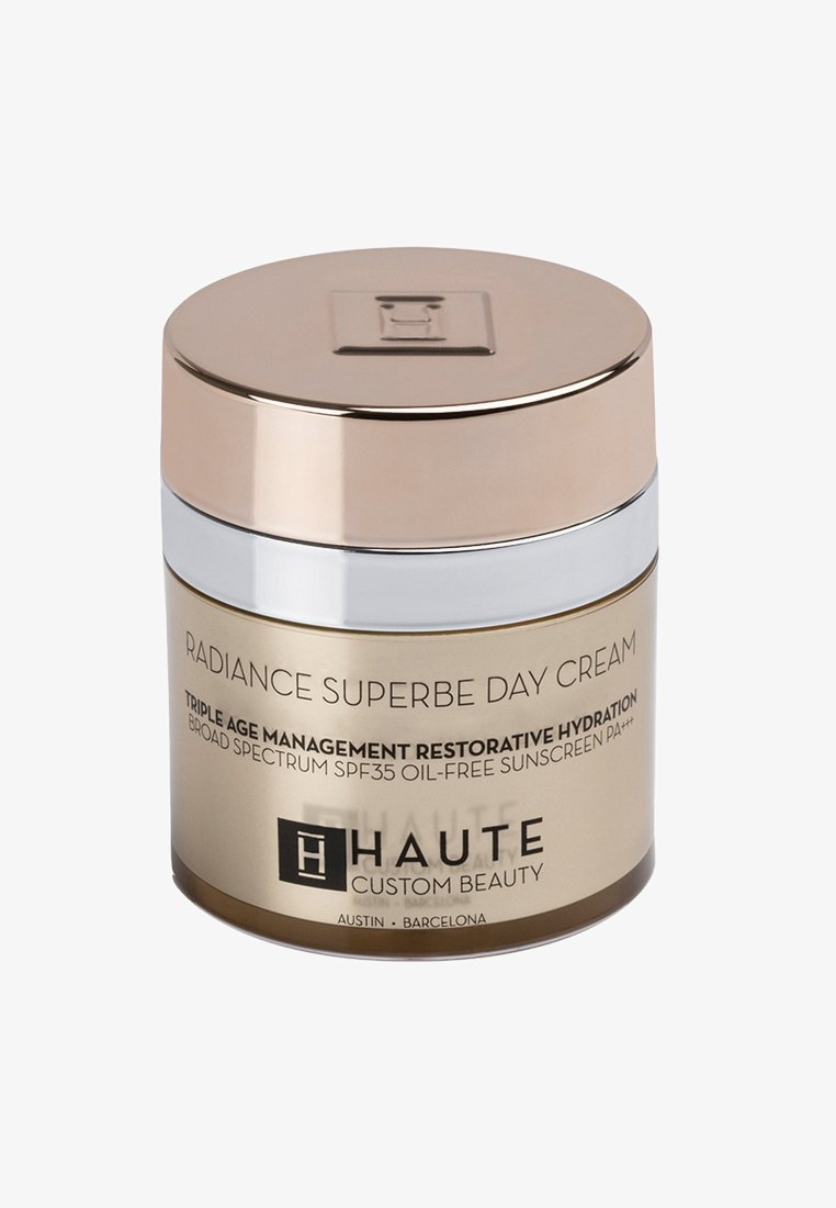 Haute Custom Beauty - RADIANCE SUPERBE SUPREME DAY CREAM 50ML - Tinted moisturiser - neutral medium