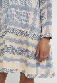 CECILIE copenhagen - DRESS - Day dress - cream - 3
