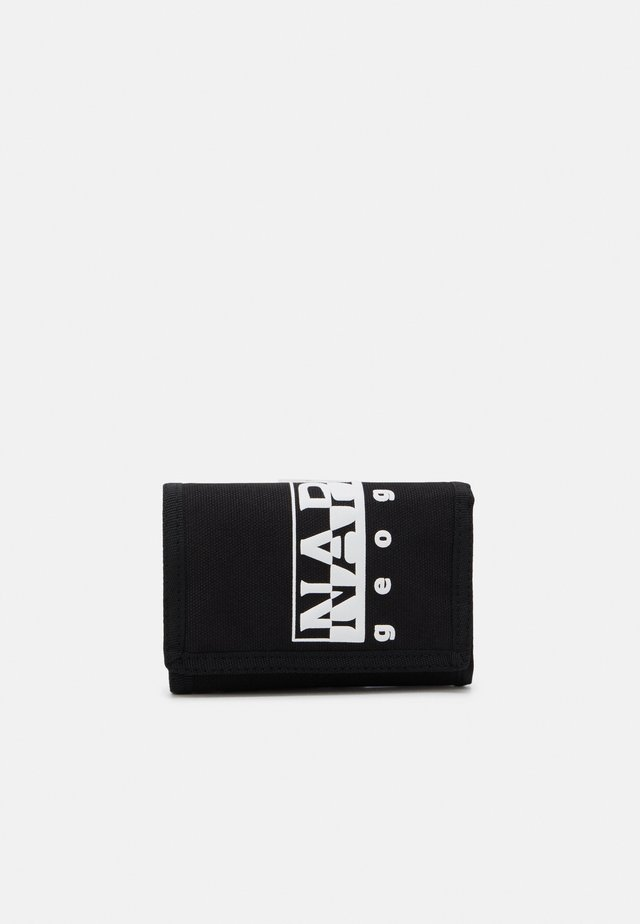 HAPPY WALLET UNISEX - Lommebok - black