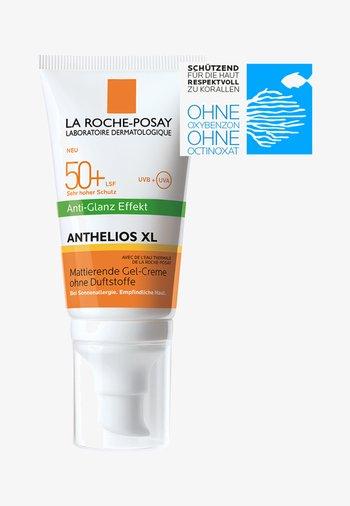 ANTHELIOS XL LSF 50+ GEL-CREME /R - Sun protection - -