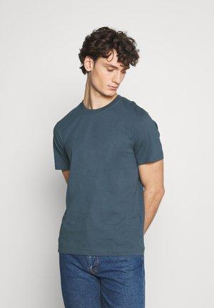 Basic T-shirt - green dark