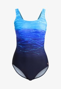 SWIMSUIT - Swimsuit - blue