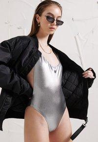 Superdry - Maillot de bain - silver foil - 0