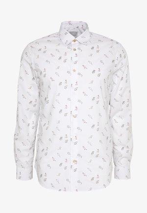 SLIM FIT - Camicia - white