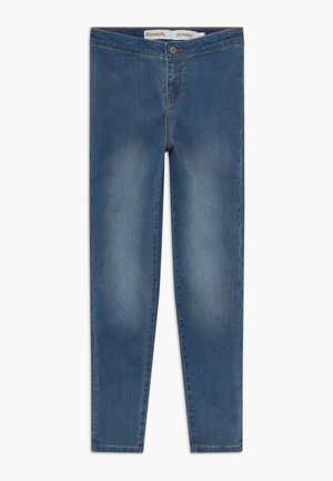 JEGSTER - Jeans Skinny - light-blue denim
