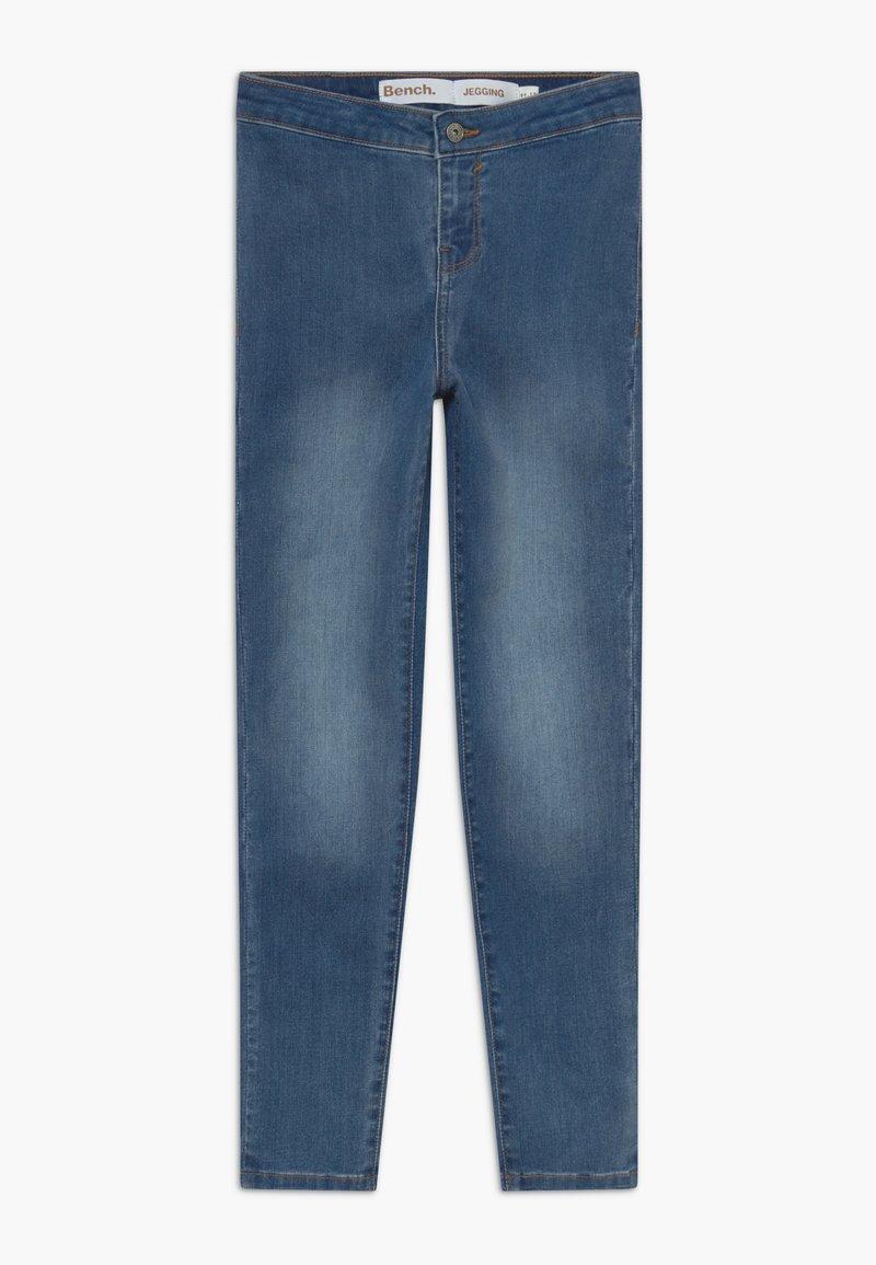 Bench - JEGSTER - Jeans Skinny Fit - light-blue denim