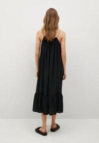 Mango - VALE - Cocktail dress / Party dress - schwarz - 1