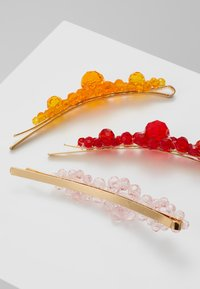 ONLY - Hair styling accessory - gold-coloured/rose-yellow-red - 2