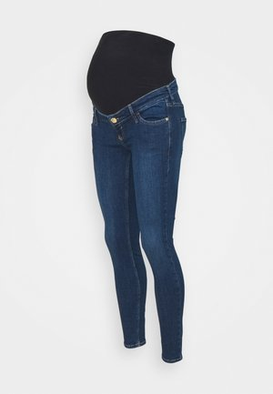 MEDIUM AMELIE MAT OVERBUMP GEORGIE - Jeans Skinny Fit - medium blue