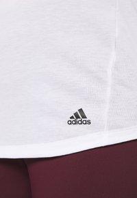 adidas Performance - Treningsskjorter - white - 3