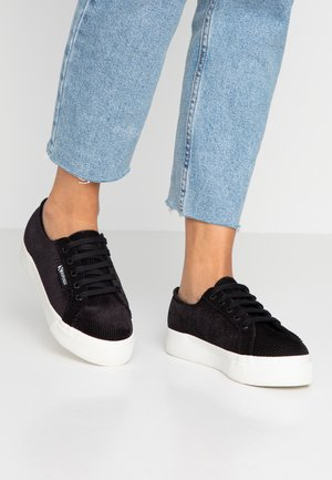 2730 - Sneakers basse - black/white