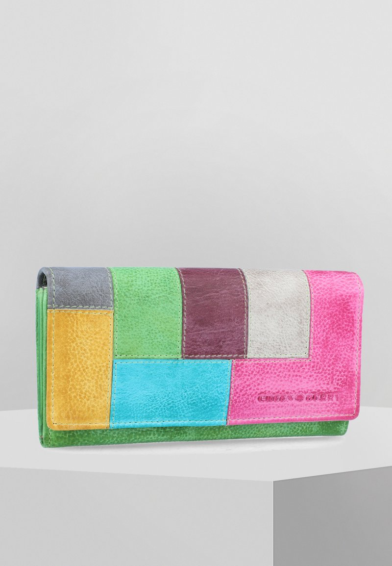 Greenburry - CANDY-SHOP - Wallet - multi-coloured