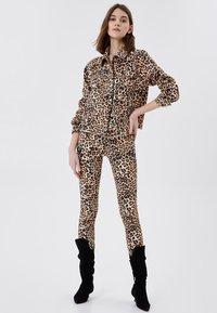 LIU JO - Summer jacket - brown - 1